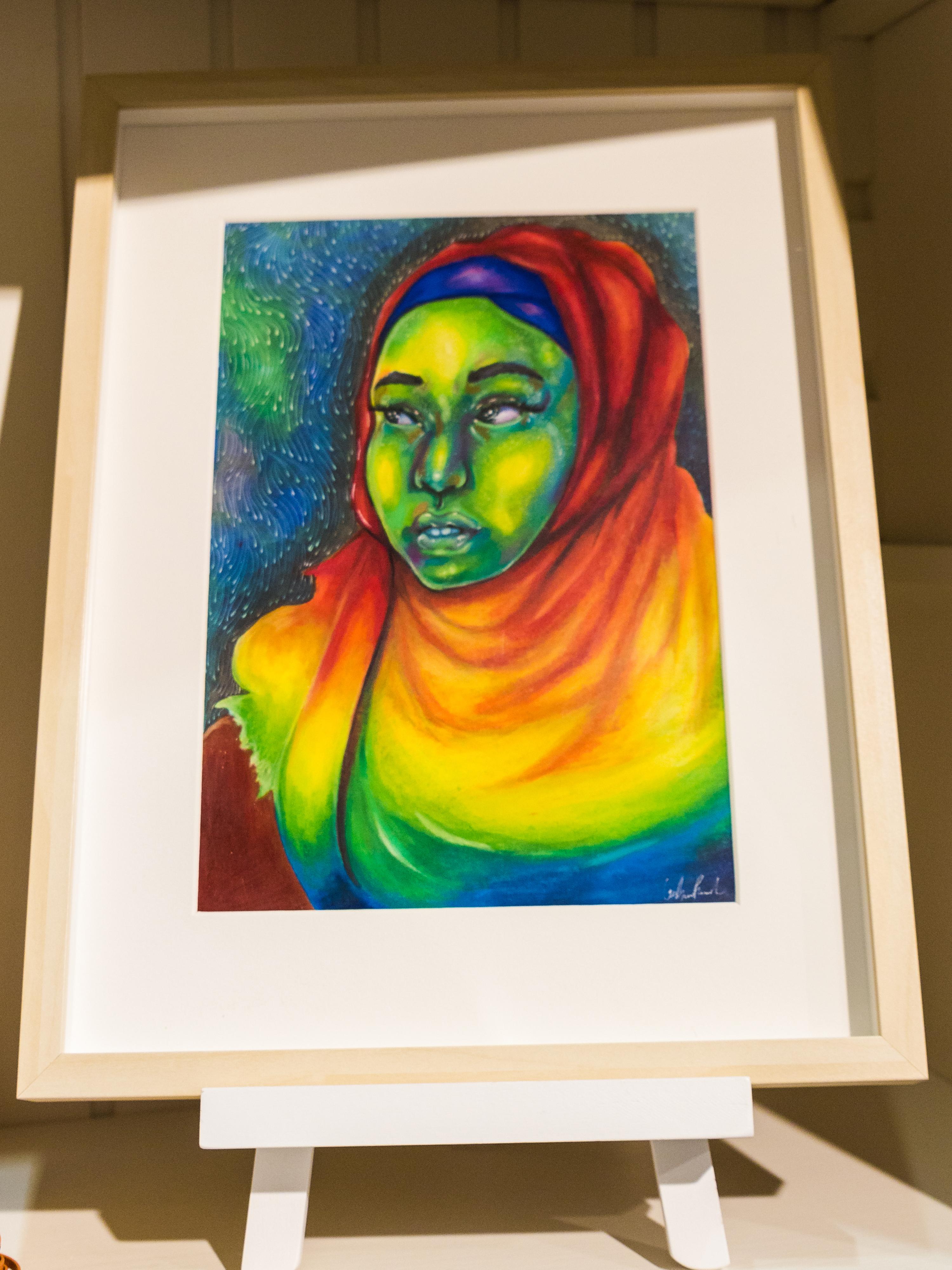 Blari Imani by Gabriella Presnal